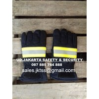 SARUNG TANGAN SAFETY ARAMID SARUNG TANGAN FIRE FIGHTER GLOVES PEMADAM KEBAKARAN API MURAH JAKARTA
