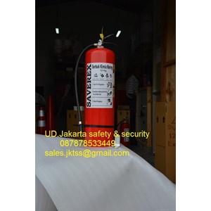 RACUN API TABUNG ALAT PEMADAM KEBAKARAN API RINGAN PORTABLE FIRE EXTINGUISHER MEDIA BUBUK ABC DRYCHEMICAL POWDER KAPASITAS 12KG