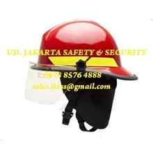 HELM SAFETY BULLARD LTX HELMET PEMADAM KEBAKARAN FIREMAN