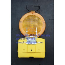 ROAD SAFETY TRAFFIC LIGHT VEHICLE EMERGENCY WARNING BARRICADE LIGHTS LIGHTS BARGES