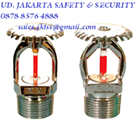 Fire Sprinkler 1-2 inc 68c Glass 1