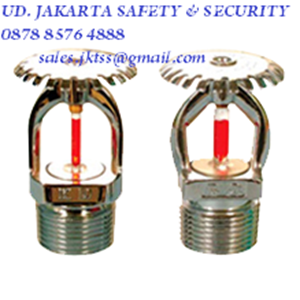Fire Sprinkler 1-2 inc 68c Glass
