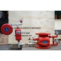 Jual Fire Alarm Gong 6 INC