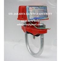 FIRE ALARM WATER FLOW SWITCH 2.5INC SYSTEM SENSOR PLASTIC SADDLE MURAH JAKARTA