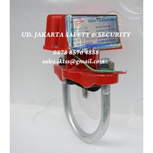 FIRE ALARM WATER FLOW SWITCH 2.5INC SYSTEM SENSOR PLASTIC SADDLE MURAH JAKARTA