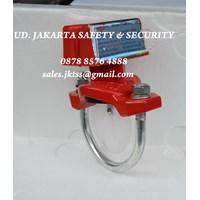 Jual FIRE ALARM WATER FLOW SWITCH 3 INC SYSTEM SENSOR PLASTIC SADDLE MURAH JAKARTA