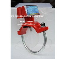 FIRE ALARM WATER FLOW SWITCH 4 INC SYSTEM SENSOR PLASTIC SADDLE MURAH JAKARTA