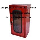 FIRE EXTINGUISHER BOXES BOX APAR EXTINGUISER IRON CABINET 1