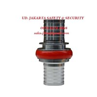 MACHINO FIRE HOSE CONNECTION COUPLING ALUMINIMUM 2-5INC