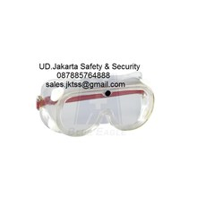 BLUE EAGLE SAFETY NP104 EYE PROTECTION CHEMICAL GOOGLE