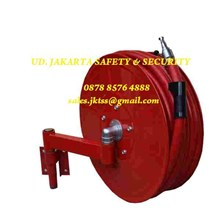 FIRE HYDRANT HOSE REEL SWING MANUAL TYPE