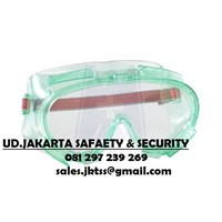 Jual BLUE EAGLE SAFETY SG154 EYE PROTECTION CHEMICAL GOGGLE