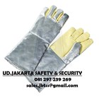BLUE EAGLE AL165 ALUMINIZED PROTECTIVE GLOVES 1