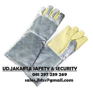 BLUE EAGLE AL165 ALUMINIZED PROTECTIVE GLOVES