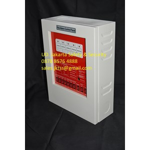From FIRE ALARM PANEL or FACP MCFA MASTER FIRE ALARM CONTROL PANEL CONVENTIONAL FIRE ZONE 5-MCFA 0