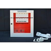 FIRE ALARM KEBAKARAN API YUNYANG ANNOUNCIATOR PANEL 10 ZONE MURAH JAKARTA