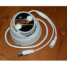 KAMERA CCTV DOME INDOOR HDIS 800TVL (DUAL ARRAY)
