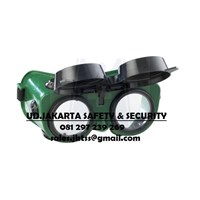 BLUE EAGLE GW250 EYE PROTECTION GAS WELDING GOGGLE
