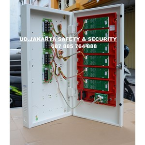 From FIRE ALARM PANEL or FACP MCFA MASTER FIRE ALARM CONTROL PANEL FIRE CONVENTIONAL MCFA-15 ZONE 0