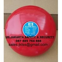 FIRE ALARM BELL YUNYANG KEBAKARAN 6 INCH 15 CM - 24 VDC MAGNETIC POLARIZED MURAH JAKARTA
