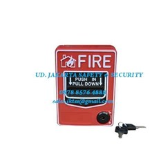 FIRE ALARM YUNYANG MANUAL CALL POINT KOTAK MANUAL PULL STATION MURAH JAKARTA