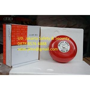 Jual FIRE ALARM BELL KEBAKARAN 220 VAC WATERPROOF MAGNETIC