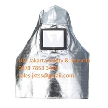 PAKAIAN SAFETY BLUE EAGLE ALUMINIZED FIRE & HEAT PROTECTION UNIT AL1