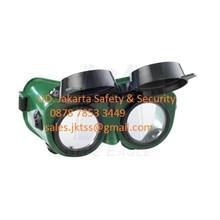 KACAMATA SAFETY BLUE EAGLE EYE PROTECTION GW250