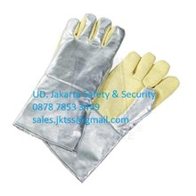SARUNG TANGAN SAFETY BLUE EAGLE  ALUMINIZED PROTECTIVE GLOVES AL145