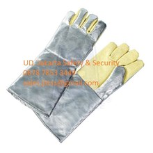 SARUNG TANGAN SAFETY BLUE EAGLE ALUMINIZED PROTECTIVE GLOVES AL165