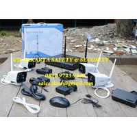 Jual Kamera Cctv Complete Set Juan NVR Kit 4 Channel