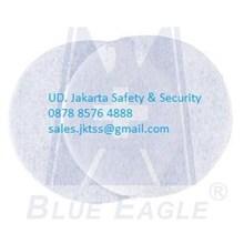 BLUE EAGLE ACCESSORIES MASKER PERNAPASAN DUST FILTER PF5
