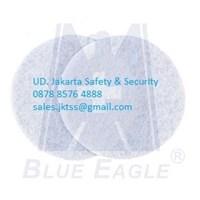 BLUE EAGLE ACCESSORIES MASKER PERNAPASAN DUST FILTER PF7