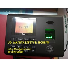 MESIN ABSENSI  SIDIK JARI TCP IP BATTERY HARGA MURAH