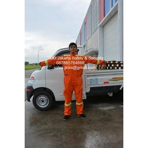 baju safety wearpack lokal murah warna orange jakarta