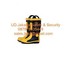 sepatu pmk sepatu safety harvik ukuran 39-41 berkualitas