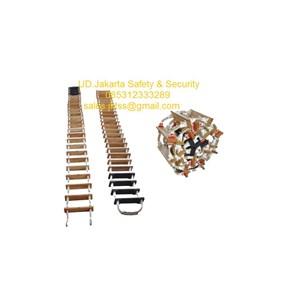 embarkation ladder  tangga monyet tangga darurat perlengkapan safety kapal murah jakarta