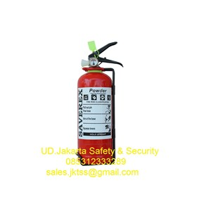 alat pemadam kebakaran api ringan saverex 1 kg murah