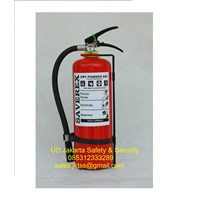 alat pemadam kebakaran api ringan drychemical powder saverex 2 kg murah 1