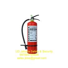 alat pemadam kebakaran api ringan racun api 4 kg saverex berkualitas