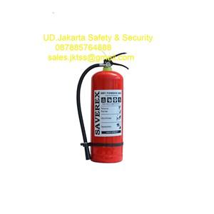 fire exthinguisher alat pemadam kebakaran api ringan cap.5 kg saverex murah