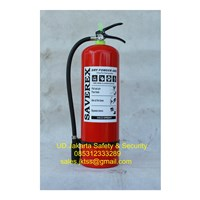 alat pemadam api ringan racun api drychemical powder saverex 6 kg murah jakarta 1