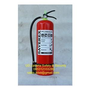alat pemadam api ringan racun api drychemical powder saverex 6 kg murah jakarta