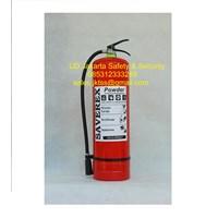 tabung isi alat pemadam kebakaran api ringan saverex 12 kg drychemical powder murah 1