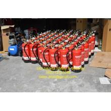 alat pemadam api ringan tabung isi drychemical  powder merdeka cap.6 kg murah jakarta