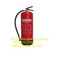 pemadam api alat pemadam kebakaran api ringan merdeka pro 9 kg murah 1