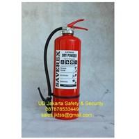 APAR catridge pemadam api saverex 9 kg media drychemical murah jakarta 1