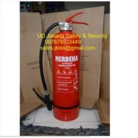 alat pemadam kebakaran api ringan tabung isi racun api model catridge merdeka 9 kg murah 1