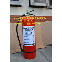 distributor APAR alat pemadam kebakaran api tabung  racun api media foam aff saverex 12liter murah jakarta