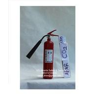 tabung alat pemadam kebakaran api ringan gas CO2 2.3  harga murah jakarta 1